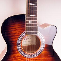 Акустические и классические гитары - RA-A01C-NL Акустическая гитара, с вырезом 40', Ramis, 0