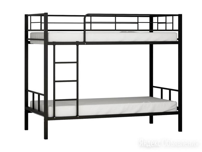 Металлическая двухъярусная кровать Севилья-2 по цене 12840₽ - Кровати, фото 0