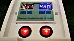 Грили, мангалы, коптильни - Контроллер регулятор температуры и влажности, 0