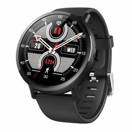 Умные часы и браслеты - Смарт часы мужские Lemfo LEM X, 0