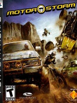 Игры для приставок и ПК - Видеоигра MotorStorm (PS3) USED Б/У, 0