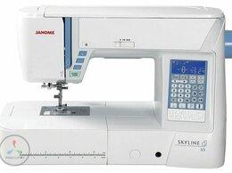 Швейные машины - Швейная машина Janome SKYLINE S5, 0