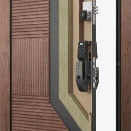 Входные двери - Умная дверь CYBER с биометрическим замком, 0