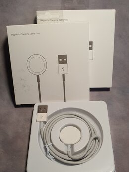 Аксессуары для умных часов и браслетов - Зарядное устройство для Apple Watch , 0