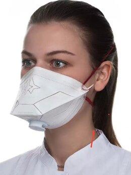 Средства индивидуальной защиты - Респиратор Нева 310 FFP3  1200шт , 0