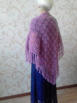 """Шарфы и платки - Шаль новая,  цвет """"Пыльная роза"""" , 0"""