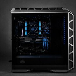 Настольные компьютеры - Новый PC 10 Gen i5 10400F.8Gb.SSD.H470.Г36м, 0