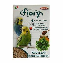 Корма - FIORY Pappagallini Корм для волнистых попугаев…, 0