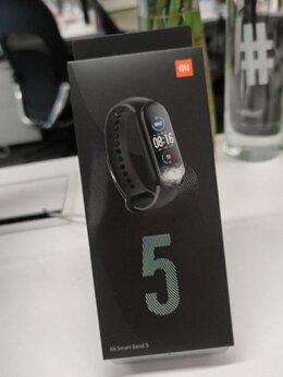 Умные часы и браслеты - Xiaomi Mi Band 5 смарт браслет, 0