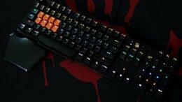 Клавиатуры - Игровая механическая клавиатура A4Tech Bloody, 0