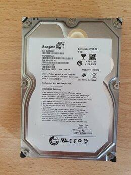 Внутренние жесткие диски - Жесткий диск Seagate 1 tb, 0
