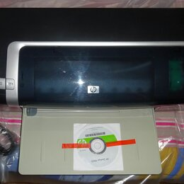 Принтеры, сканеры и МФУ - А3 принтер HP Deskjet 9803 струйный, 0