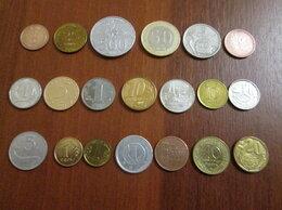 Монеты - Набор иностранных монет, 0
