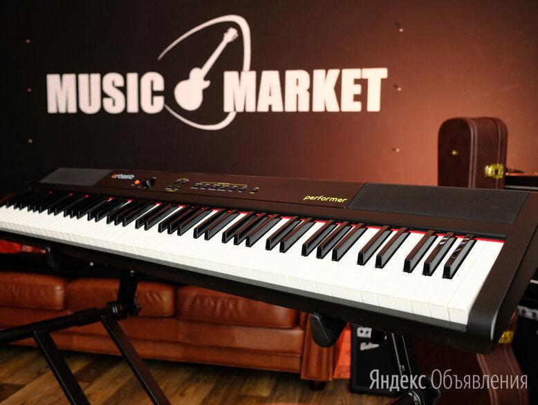 Цифровое Пианино Artesia Performer BK по цене 19900₽ - Клавишные инструменты, фото 0