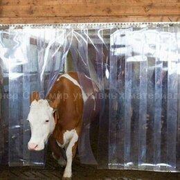 Тепловые завесы - Завеса пвх, прозрачная штора полосками на ворота, 0