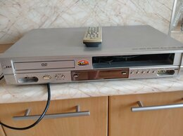 DVD и Blu-ray плееры - Видеодвойка LG DCK 585XB в ремонт или на з/ч, 0