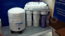 Фильтры для воды и комплектующие - Фильтр для воды под мойку Atoll A-575 (A575-STD), 0