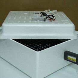 Товары для сельскохозяйственных животных - Инкубатор для яиц Идеальная наседка 63/автомат/220/12, 0