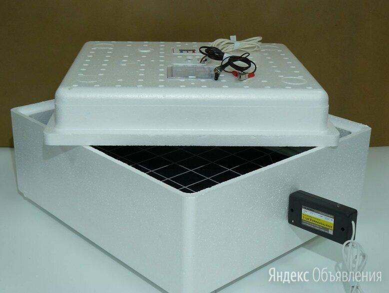 Инкубатор для яиц Идеальная наседка 63/автомат/220/12 по цене 4550₽ - Товары для сельскохозяйственных животных, фото 0