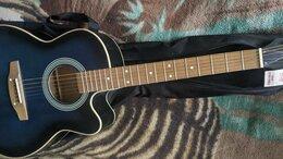 Акустические и классические гитары - Акустическая джамбо гитара Trembita JCG-31+чехол, 0