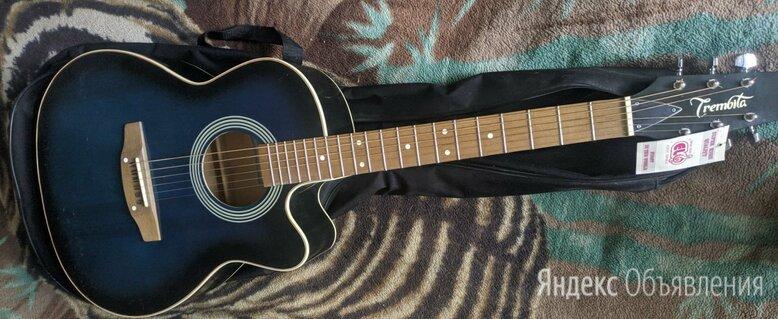 Акустическая джамбо гитара Trembita JCG-31+чехол по цене 4800₽ - Акустические и классические гитары, фото 0