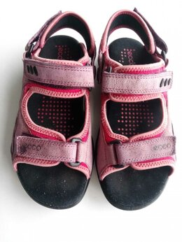 Босоножки, сандалии - Босоножки Ecco р.33 для девочки, 0