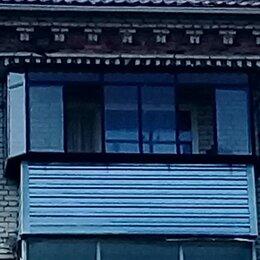 Окна - Балконные рамы,с выносом., 0
