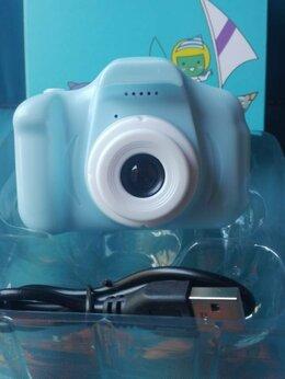 Фотоаппараты - Детский фотокамера + игровая приставка, 0