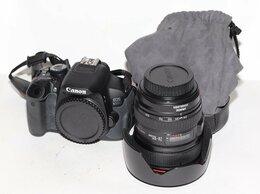 Фотоаппараты - Canon 650D kit 24 - 105, 0