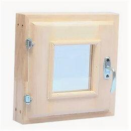Окна - Окно липа 400*400, 0