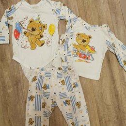 Домашняя одежда - Пижама детская комплект 74/80р, 0