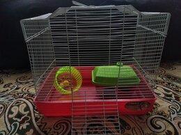 Клетки и домики  - Клетка для хомяков/крысят , 0