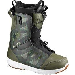 Защита и экипировка - Сноубордические ботинки Salomon Launch, 0