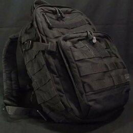 Рюкзаки - Черный рюкзак для туристов , 0