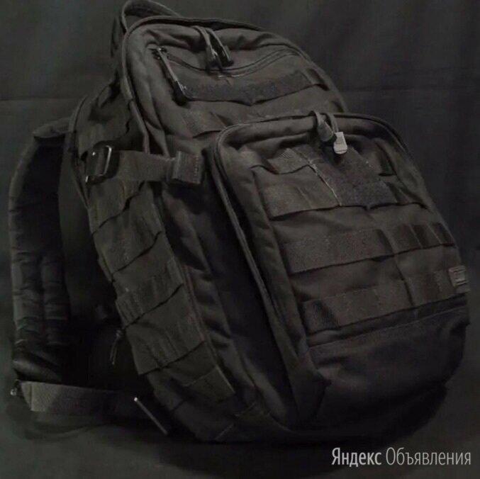 Черный рюкзак для туристов  по цене 2000₽ - Рюкзаки, фото 0