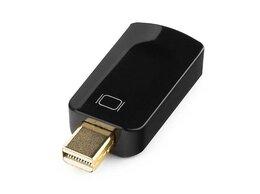 Кабели и разъемы - Переходник miniDisplayPort - HDMI Cablexpert A-mDP, 0