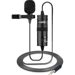 Микрофоны - Микрофон петличный Candc DC-C1 Pro, 0