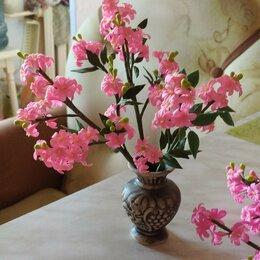 Искусственные растения - Ветки цветущие декоративные, 0