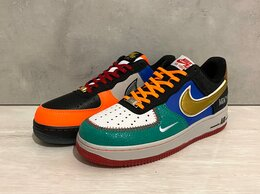 Кроссовки и кеды - Nike Air Force 1 Low What The NY, 0