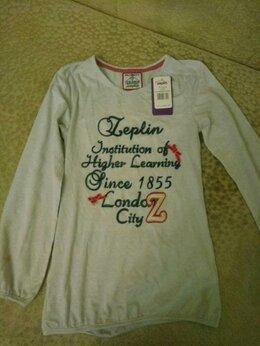 Рубашки и блузы - Новая фуфайка на 10 лет ф.ziplin, 0