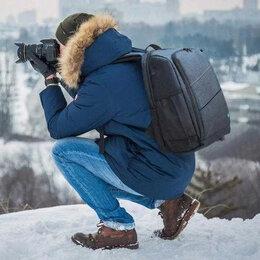 Сумки и чехлы для фото- и видеотехники - Качественный фоторюкзак кофр Puluz новый, 0