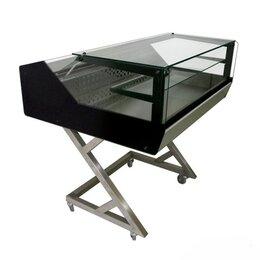 Витрины - Тепловая витрина Полюс ВТ-1,0 Cube Арго XL Техно, 0