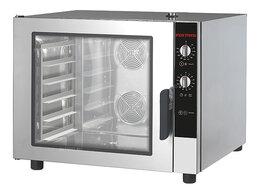 Жарочные и пекарские шкафы - Печь конвекционная Inoxtrend NB-UA-606E 01 RH, 0