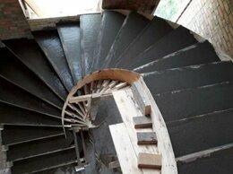 Лестницы и элементы лестниц - Лестница бетонная, 0