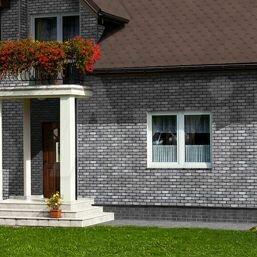 Фасадные панели - Фасадные панели плитка, 0