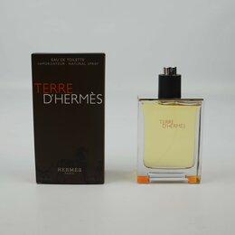 Парфюмерия - TERRE D'HERMES HERMES 100 ML, 0