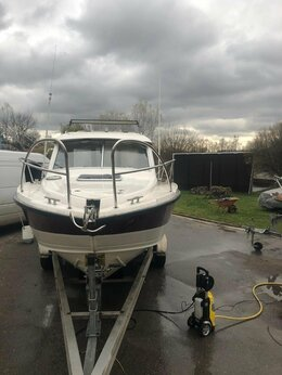 Моторные лодки и катера - Катер Silver Eagle Star Cabin 690, 0