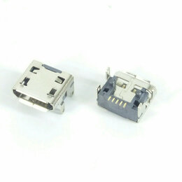 Кабели и разъемы - Разъем micro usb №123 (JBL Charger 3 / Flip 3), 0