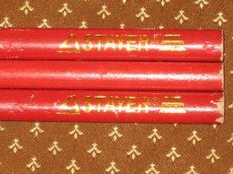 Измерительные инструменты и приборы - Строительные карандаши, 0