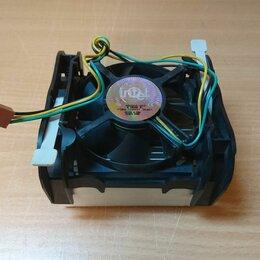 Кулеры и системы охлаждения - Intel mpga 478 socket NorthWood стандартный увеличенная толщина, 0